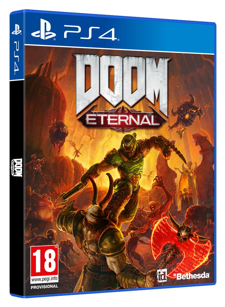 Doom Eternal (PS4 / Xbox One) - £24.99 @ Smyths