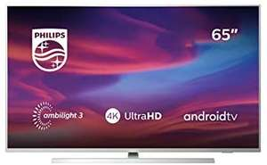 Philips 65PUS7304/12 65-Inch 4K UHD Android Smart TV with Ambilight and HDR 10+, Works With Alexa £629 @ Amazon