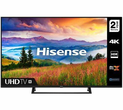 "HISENSE 50A7300FTUK 50"" Smart 4K Ultra HD HDR LED TV with Amazon Alexa £303.05 at Currys/ebay"