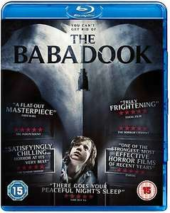 The Babadook DVD - £1.49 / Blu-ray - £2.49 delivered at stockmustgo eBay
