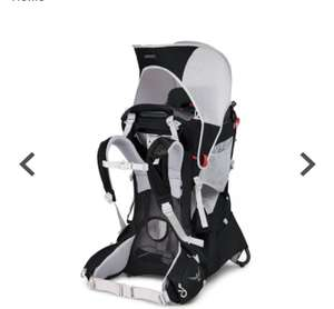 Osprey Poco Plus Child Carrier With Backpack, Integrated Sunshade and Raincover £160 at Open Air