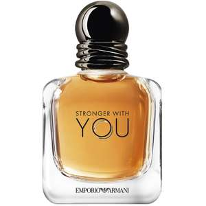 Armani Stronger with You 100ml - £38.50 del at John Lewis & Partners
