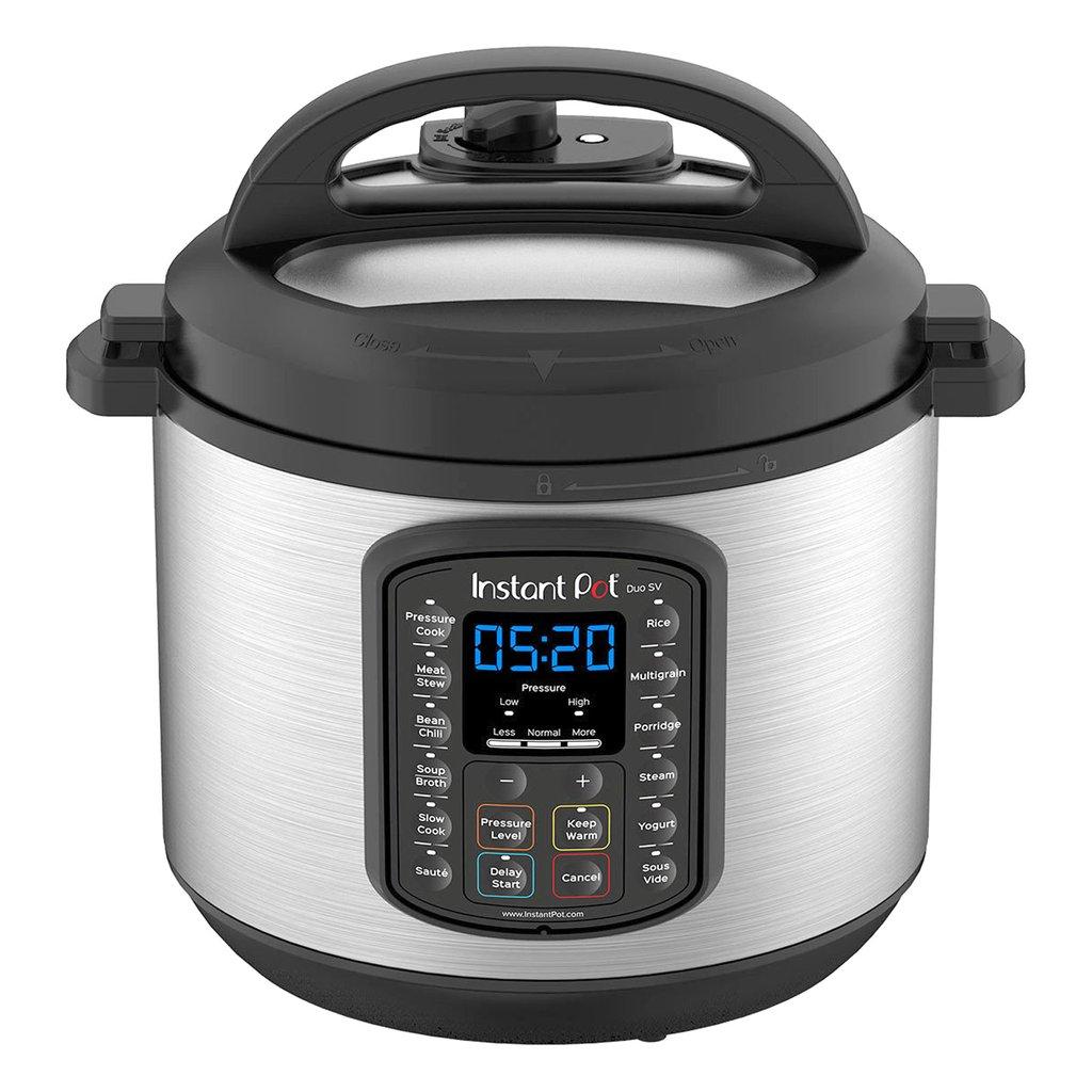Instant Pot Duo 6 SV 5.7L Multi-Use Pressure Cooker Free P&P £65.08 w/code @ Amos