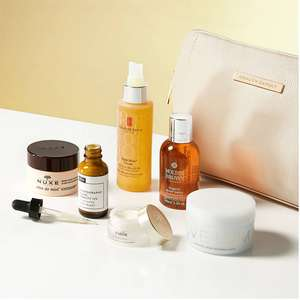The Beauty Expert Collection - Icons Edition: Eve Lom Cleanser 100ml / NUXE Reve de Miel Ultra 50ml + More £59.25 With Code @ Beauty Expert