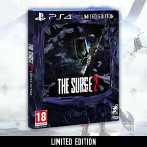 The Surge 2 - Limited Edition (PS4 / XBox One) - £17.85 Delivered @ Simply Games