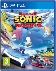 Team Sonic Racing (PS4 / XBox One) - £16.95 Delivered @ The Game Collection