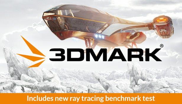 3DMark (Steam PC) £3.44 / £2.90 Choice @ Humble Bundle