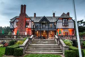 2 Night Stay at Inglewood Manor (Cheshire) - Including Breakfast £93 (New accounts only) @ Secret Escapes