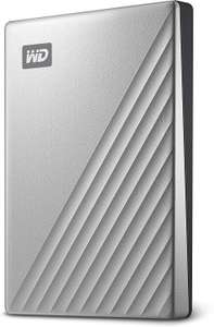 WD My Passport Ultra 2TB - USB-C, USB 3.1 (Recertified) - £44.99 delivered (new accounts) @ Western Digital
