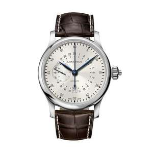 Longines Heritage Automatic Mens Watch Chisholm Hunter