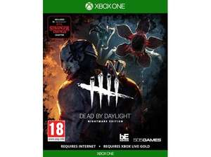[Xbox One] Dead by Daylight Nightmare Edition - £14.50 delivered @ Coolshop
