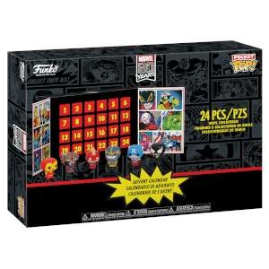 Marvel and Harry Potter Funko Advent Calendars 50% off £26.98 delivered at Zavvi using code