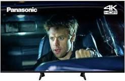 Panasonic 58 Inch TX-58GX700B Smart 4K HDR TV £449 @ Argos
