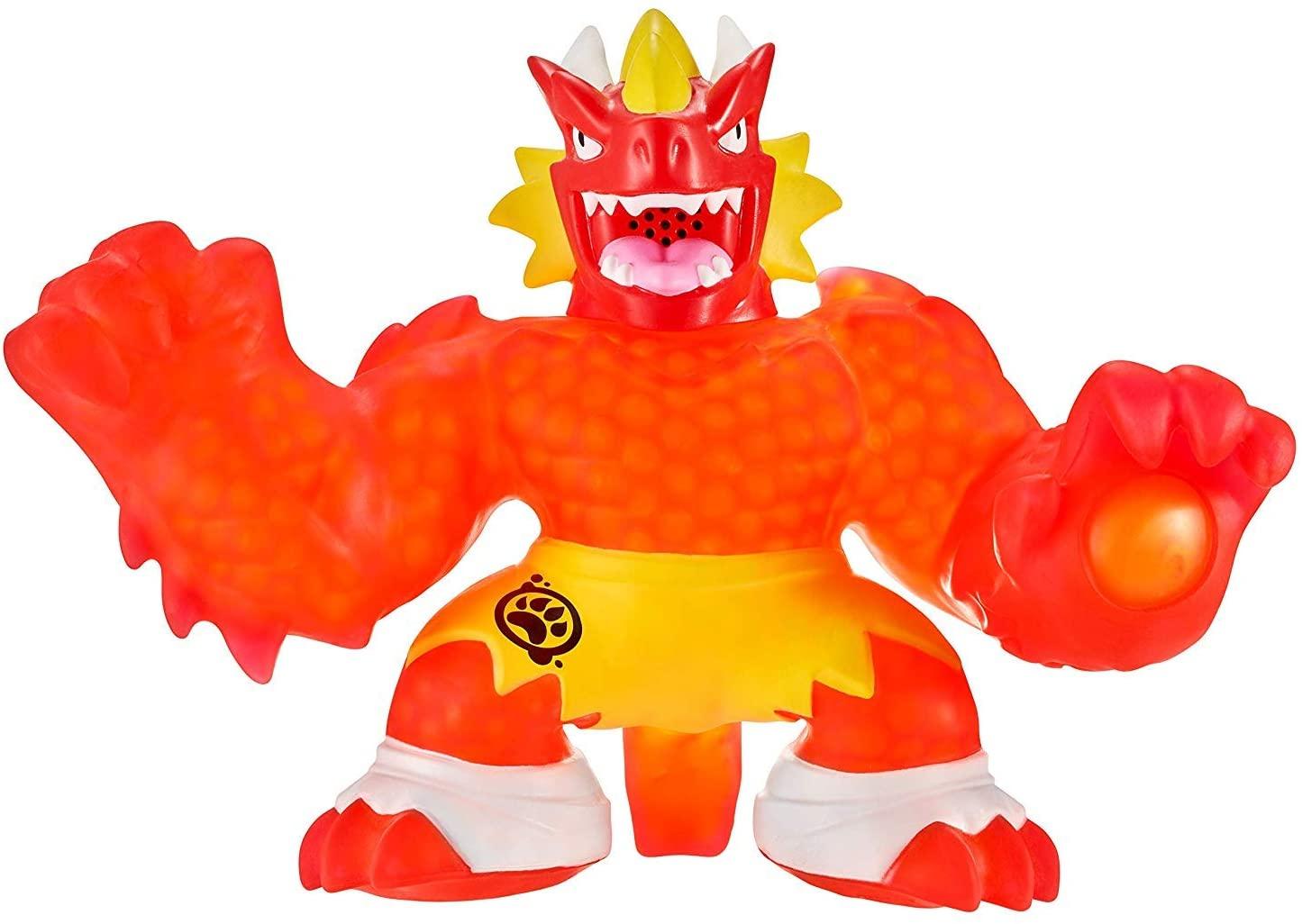 Heroes of Goo Jit Zu Supagoo Blazagon £10.49 @ Amazon (+£4.49 Non-prime)