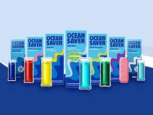 The Ultimate Refill Collection for Cleaning £10.49 delivered via Ocean Saver