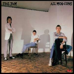 All Mod Cons [VINYL] The Jam £9.99 (Prime) + £2.99 (non Prime) at Amazon