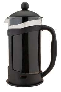 Argos Home 8 Cup Cafetiere - Black - £7.50 with free click and collect @ Argos.
