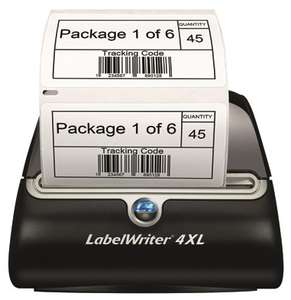 Dymo Label Writer 4XL Label Printer S0904960 - £187.73 @ Caboodle Office Supplies