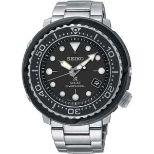 SEIKO PROSPEX Men's Solar Diver 200m Bracelet Watch £199 @ Francis and Gaye