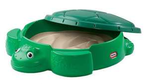 Little Tikes Turtle Sand box with cover - in store only @Tesco (Redruth)