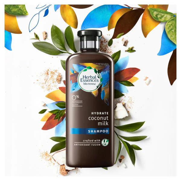 Herbal Essences bio:renew Shampoo & Conditioner Coconut Milk Hydrate 400ml - £2.67 (C&C) @ Superdrug