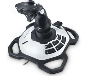 LOGITECH Extreme 3D Pro Joystick - £28.99 click & collect/delivered using code @ Currys PC World