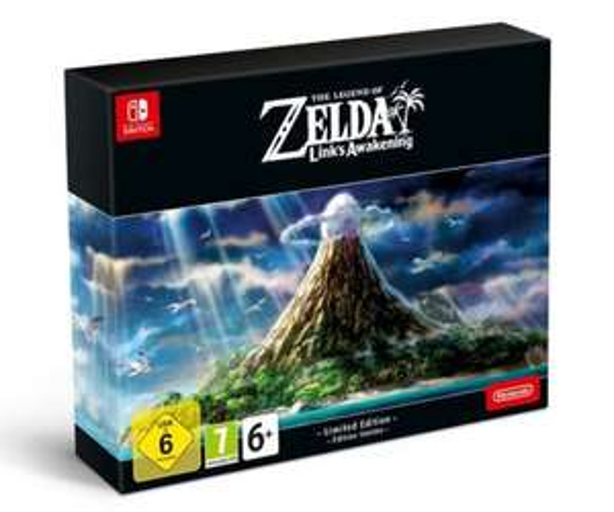 The Legend of Zelda: Link's Awakening Limited Edition - £79.85 - ShopTo