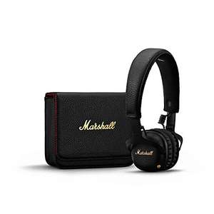 Marshall Mid Active Noise Cancelling (A.N.C.) Headphones with Bluetooth (Black) - £119.50 delivered - @ Amazon