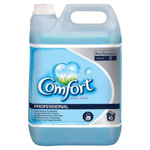 Comfort laundry softener 5 litres - £4.99 @ Home Bargains (Northwich)