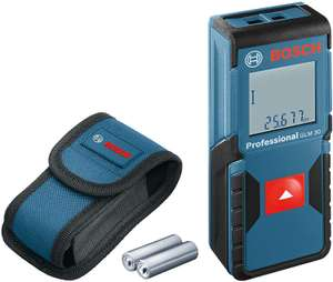 Bosch Professional Laser Measure GLM 30 £44.99 at Amazon