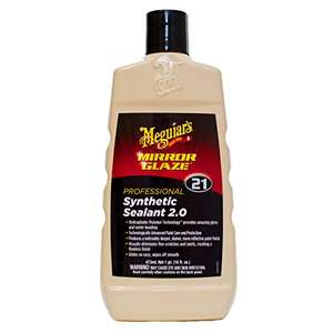 Meguirs Mirror glaze Synthetic Sealant 2.0, 473ml - £20.99 at Amazon
