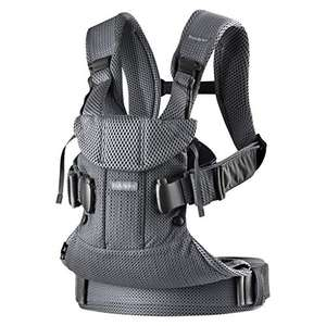BabyBjörn Baby Carrier One Air, 3D Mesh, Anthracite £99 @ Amazon