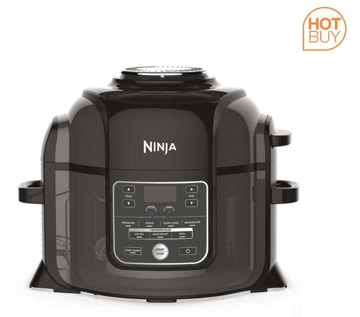 Ninja Foodi Pressure & Multicooker OP300UKCO - £164.89 delivered @ Costco