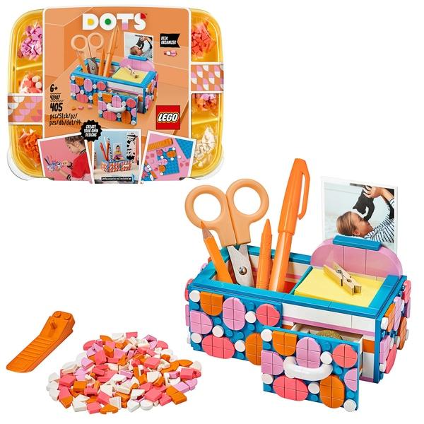 Lego DOTS 41907 Desk Organiser DIY Arts & Crafts Set by LEGO £13.99 at Smyths Toys (free C&C)