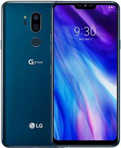 LG G7 ThinQ 64GB Moroccan Blue, O2 Used Grade B Smartphone - £155 Delivered @ CeX