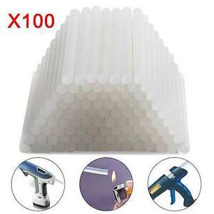 X100 Hot glue sticks (7mm x 100mm) for £2.99 delivered with RM 1st Class @ eBay / colourfulbeach