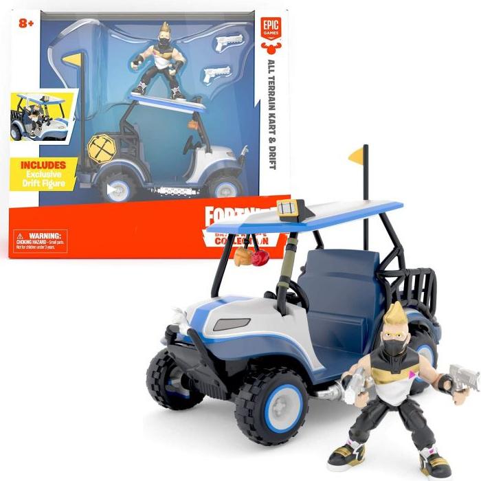 Fortnite All Terrain Kart Vehicle & Drift Figure - £12.99 Delivered @ BargainMax