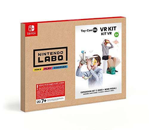 Nintendo Labo - Kit VR (Toy-Con 04) Expansion Kit (need original kit to work) £8.99 Amazon Prime / £13.48 Non Prime
