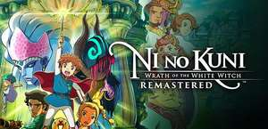 [Steam] Ni no Kuni: Wrath of the White Witch Remastered (PC) - £10.39 @ Gamesplanet