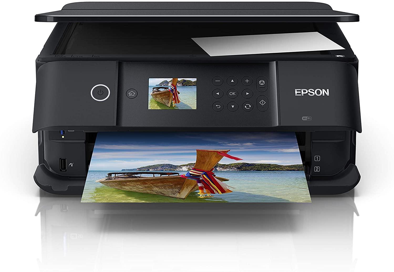 Epson Expression Premium XP-6100 Print/Scan/Copy Wi-Fi Printer £97.49 @ Amazon