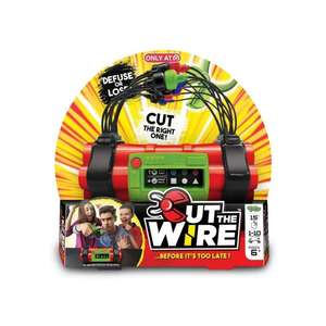 Cut The Wire Game - £9.99 Delivered @ BargainMax
