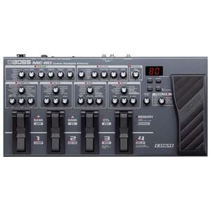 BOSS ME-80 Guitar Multi-Effects Pedal £191.95 Delivered @ GuitarGuitar