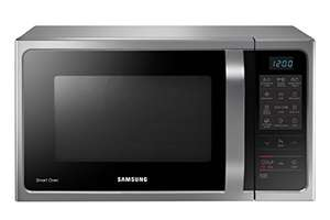 Samsung MC28H5013AS Combination Microwave, 900W, 28 Litre, Silver [Energy Class A] £89.97 @ Amazon