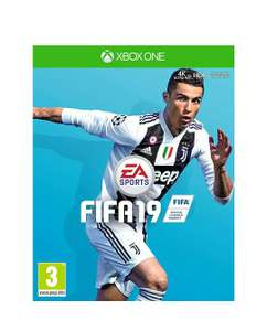FIFA 19 (Xbox One) for £4 (P&P £4.49 NP) @ Amazon