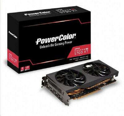 PowerColor Radeon RX 5700 XT 8GB Dual Fan GDDR6 Graphics Card - £303.99 delivered @ zain2255 / eBay