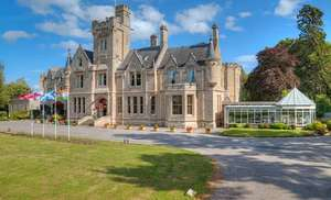 1 Night Stay at the 4* Muthu Newton Hotel (Near Inverness ) + Breakfast + Cream Tea + Fizz + Late Checkout £43.20 @ Groupon (New Account)