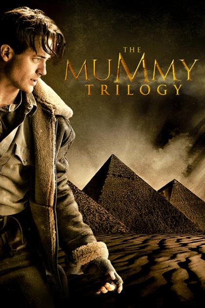 The Mummy Trilogy (4K) £11, John Wick 1-3 (4K) £14.68, TMNT Trilogy £11, Blade Trilogy £11 @ iTunes US