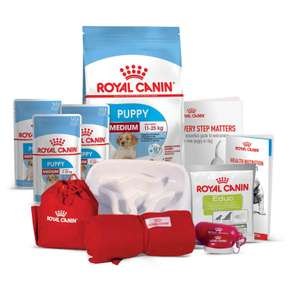 Royal Canin Puppy Pack - £10 instore @ Pets at home, Wakefield