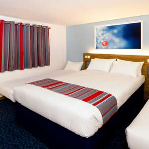 10% off your Hotel Booking e.g Manchester Central £22.49 @ Travelodge