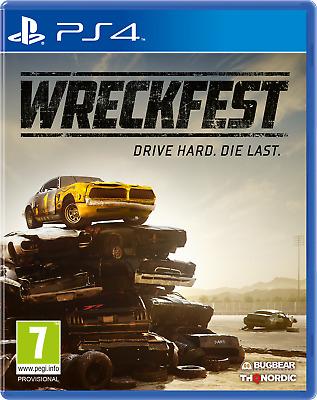 Wreckfest (PS4) £17.59 / Life is Strange 2 (PS4) £14.39 Delivered @ Xbiteworld via eBay